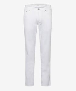 Brax Cooper Fancy Pants White