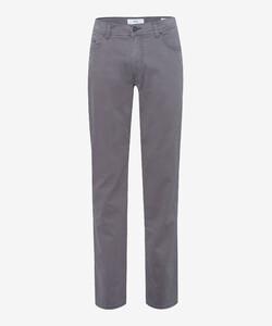 Brax Cooper Fancy Supima Cotton Pants Graphite