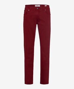 Brax Cooper Fancy Supima Cotton Pants Merlot
