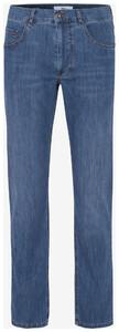Brax Cooper Jeans Mid Blue Used