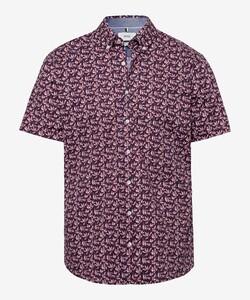 Brax Dan Overhemd Rood
