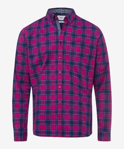 Brax Daniel Hi-Flex Shirt Red