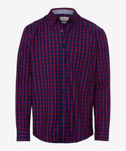 Brax Dries Overhemd Rood