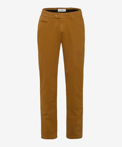 Brax Everest Cotton Pants Curry