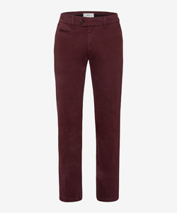 Brax Everest Cotton Pants Vineyard