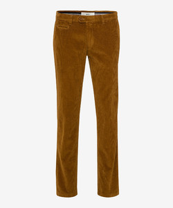 Brax Everest Rib Corduroy Trouser Curry