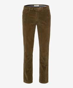 Brax Everest Rib Corduroy Trouser Herb