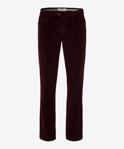 Brax Everest Rib Corduroy Trouser Vineyard
