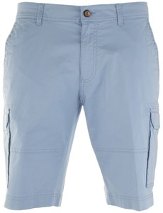Brax Ex Bud Cargo Bermuda Light Blue