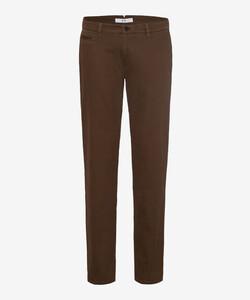 Brax Fabio In Hi-Flex Pants Brown