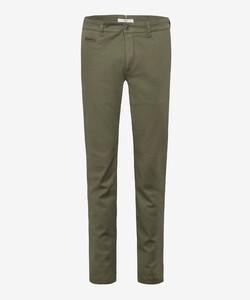 Brax Fabio In Hi-Flex Pants Green