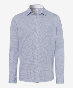 Brax Henry Shirt Navy