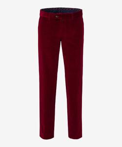 Brax Jim 316 Genua Corduroy Corduroy Trouser Red Melange