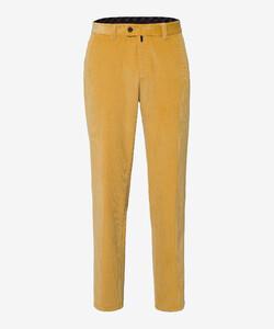 Brax Jim 316 Genua Corduroy Corduroy Trouser Yellow