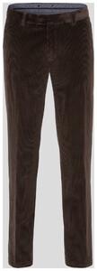 Brax Jim 316 Ribbroek Corduroy Trouser Taupe