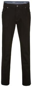 Brax Ken 340 Jeans Black Melange Dark