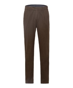 Brax Luis 347 TT Thermo Cotton Broek Khaki