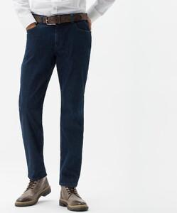 Brax Luke High Stretch Denim Jeans Blauw