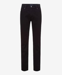 Brax Luke High Stretch Denim Jeans Zwart