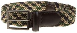 Brax Multicolor Woven Belt Belt Sand