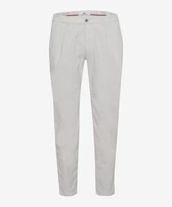Brax Paul Corduroy Hi Flex Corduroy Trouser Off White