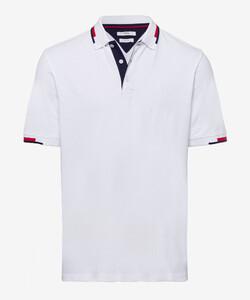Brax Pedro Poloshirt White