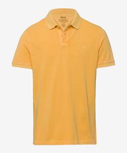 Brax Pelé Polo Poloshirt Honey Gold