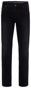 Brax Pep 350 Jeans Black Melange Dark