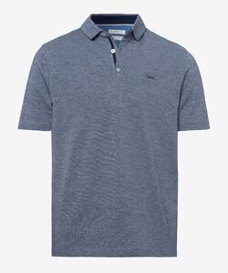 Brax Pepe Ultralight Cotton Poloshirt Marine