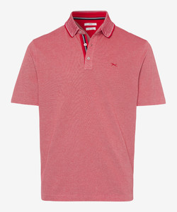 Brax Petter Two Tone Look Polo Chili