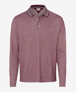 Brax Pharell Polo Port Red
