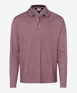 Brax Pharell Poloshirt Port Red