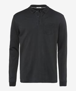 Brax Philip Pima Cotton Poloshirt Dark Green