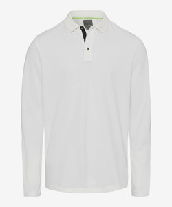 Brax Phoenix Polo Off White