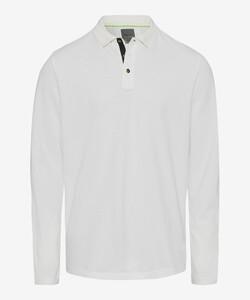 Brax Phoenix Poloshirt Off White