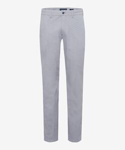 Brax Pio Cotton Flex Ultra Comfort Broek Zilver