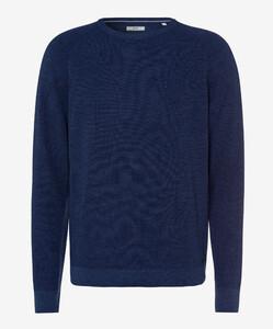 Brax Roy Pullover Denim Blue