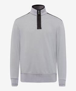 Brax Sion BRX LAB Pullover Grey