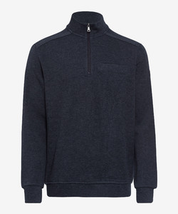 Brax Sion Sweat Pullover Anthracite Grey