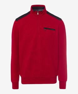 Brax Siro Pullover Crimson Red