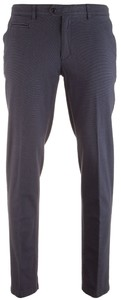 Brax Structured Everest Contrast Pants Blue