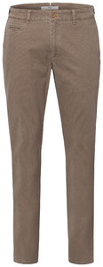 Brax Style Fabio In Pants Desert