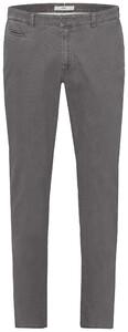 Brax Style Fabio In Pants Silver Bright