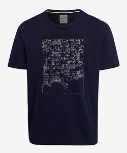 Brax Taylor BRX LAB Shirt T-Shirt Ocean