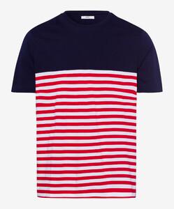 Brax Terry T-Shirt Ocean