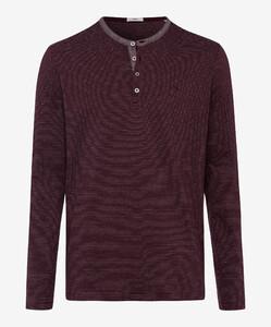 Brax Timmy T-Shirt Port Red