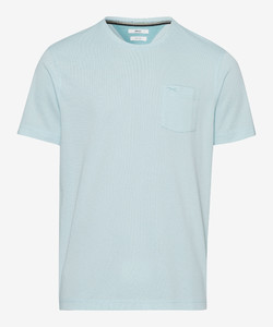 Brax Todd T-Shirt Iced Green