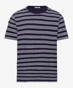 Brax Troy T-Shirt Ocean