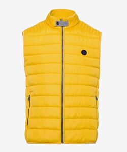 Brax Willis Body-Warmer Yellow
