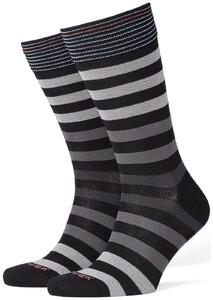 Burlington Blackpool Socks Black